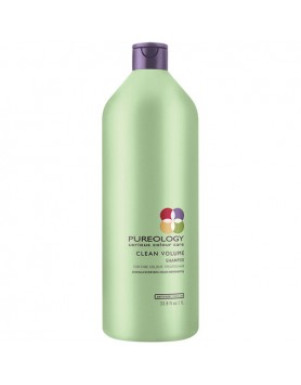 Clean Volume Shampoo 1Ltr.