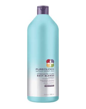 Strength Cure Best Blonde Shampoo 1Ltr.